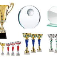 Récompenses, coupes et trophées