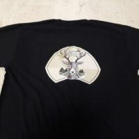 Tee shirt imprimé flex quadri